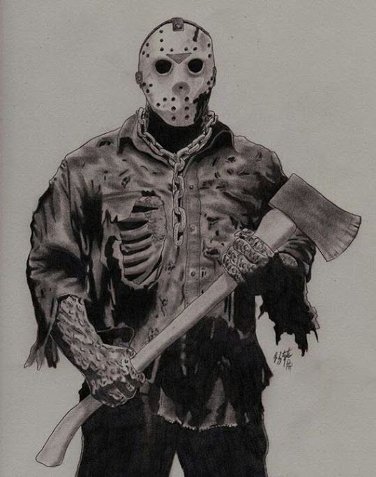 Pin On Jason Voorhees Friday The 13th Series