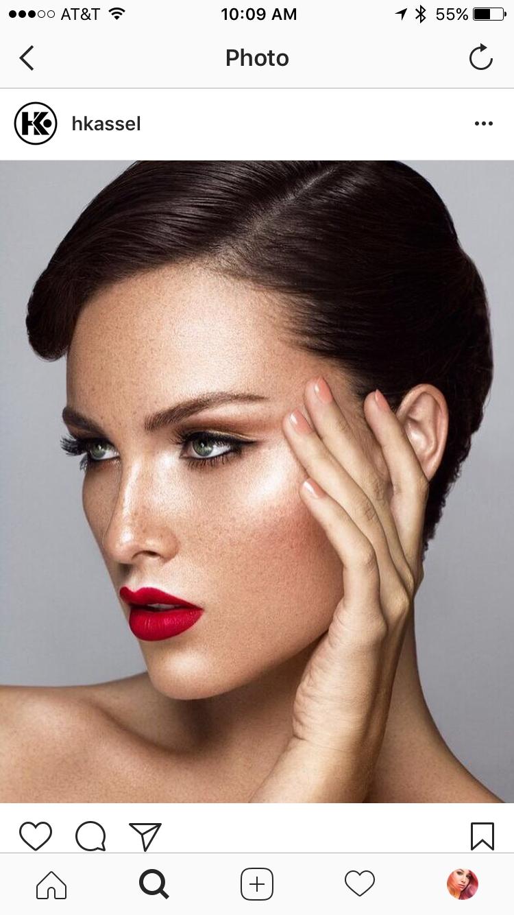 Eye Makeup - Brow Liner, Eye Liner, Eye Shadow & Mascara