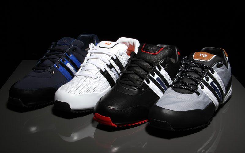 Y3 Trainers | Y-3 Clothing | Adidas Y3