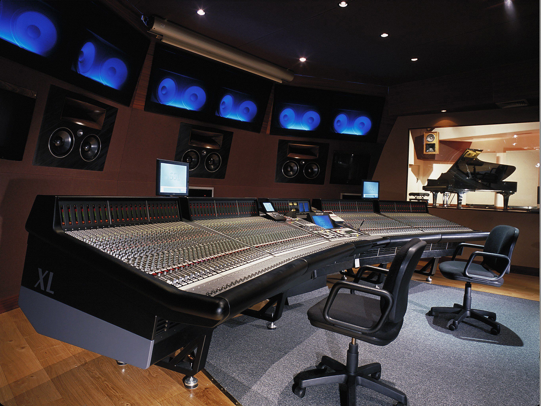 Mega Studio Paris Recording Studio Home Recording Studio Design Music Studio Room