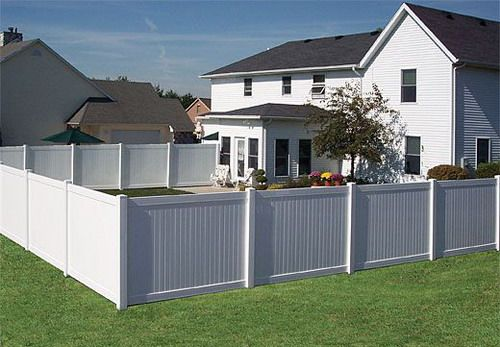 PVC Fencing   Top Reasons Why Many Homeowner Prefer To Choose PVC .