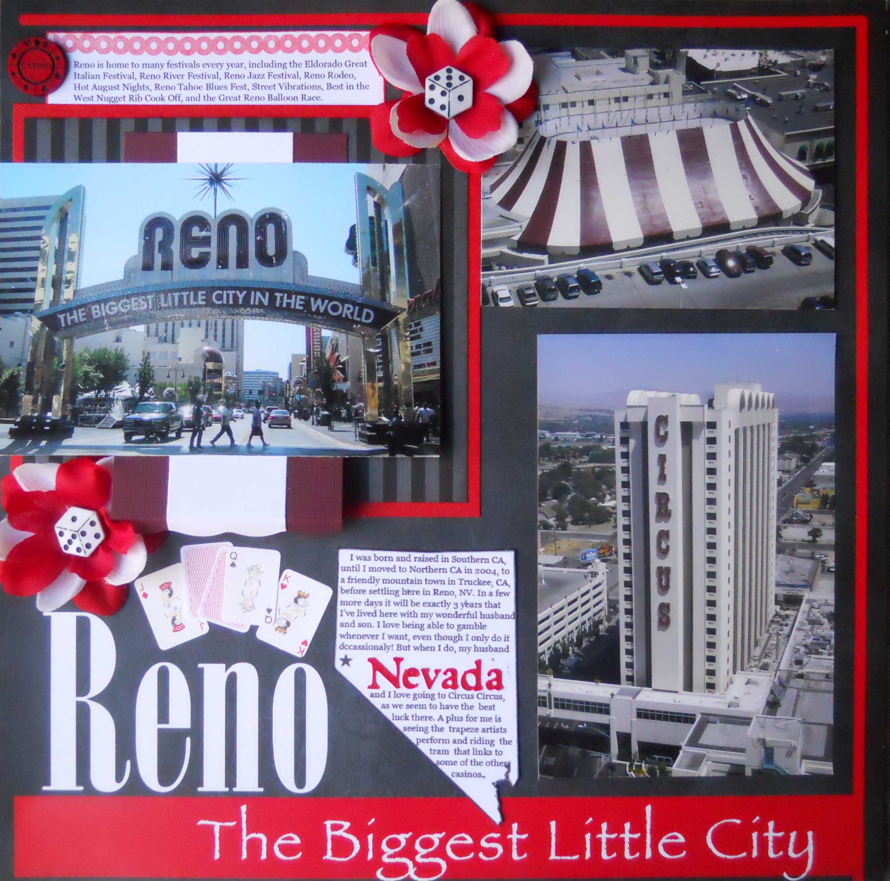 Europe scrapbook ideas - Reno Nevada Scrapbook Com