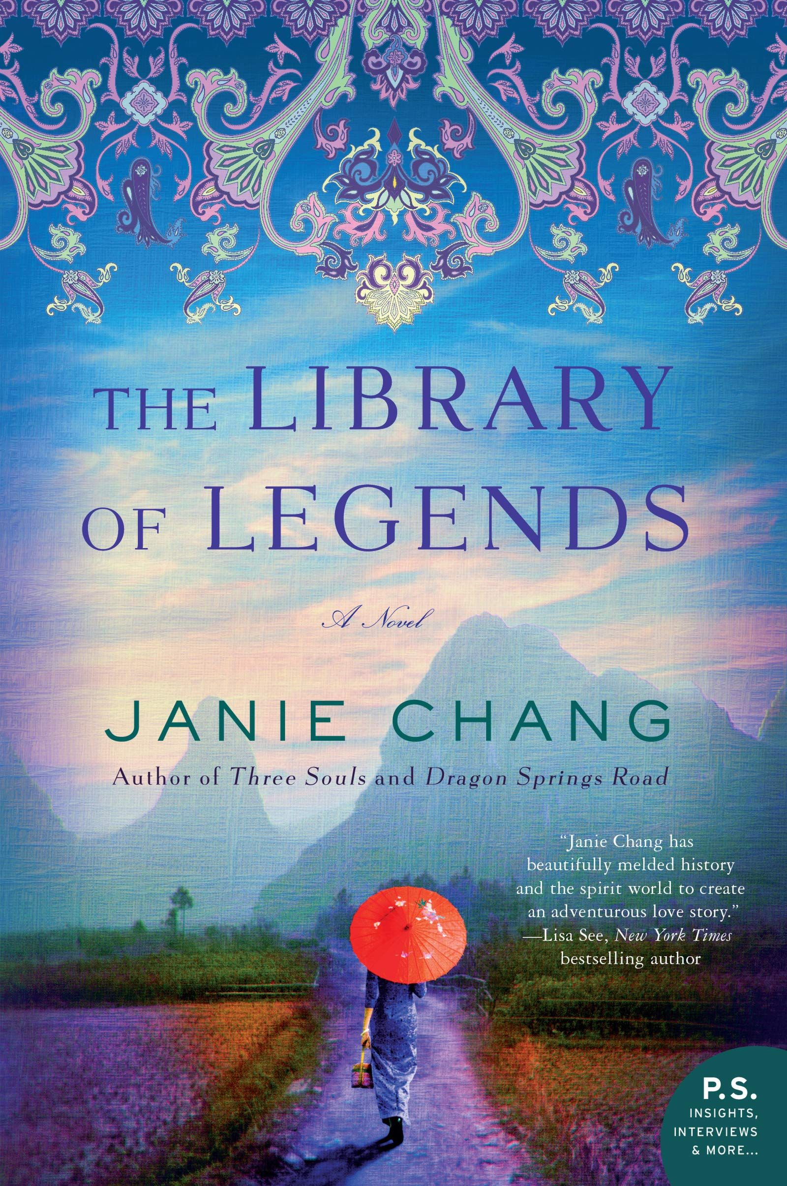 Interview With The Author At Https Newbooksnetwork Com Janie Chang The Library Of Legends William Morrow 2020 In 2020 Books Historical Novels Novels
