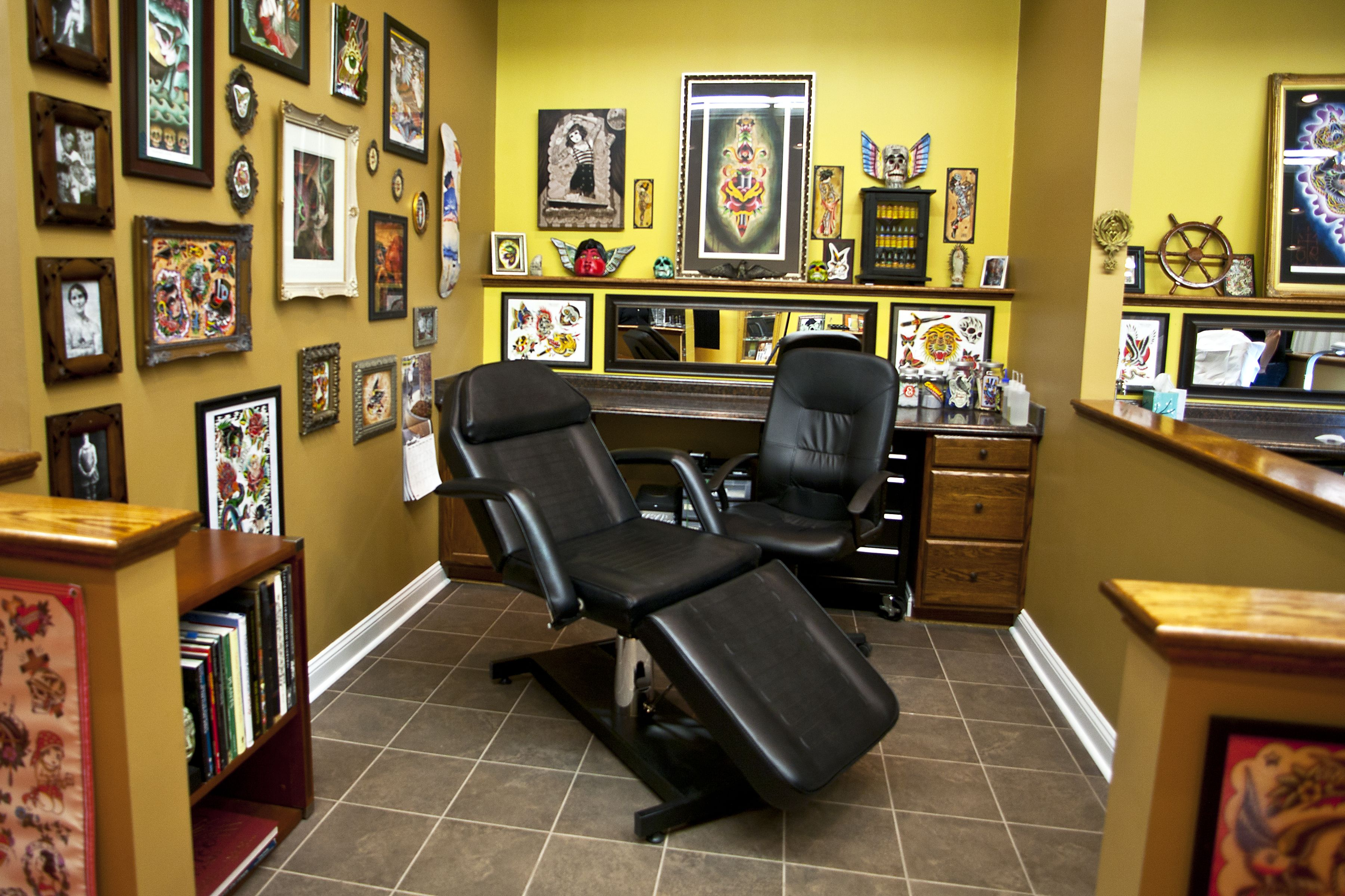 Image result for tattoo shop