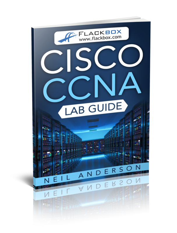 Free Cisco CCNA Lab Guide PDF from Neil Anderson | ESX