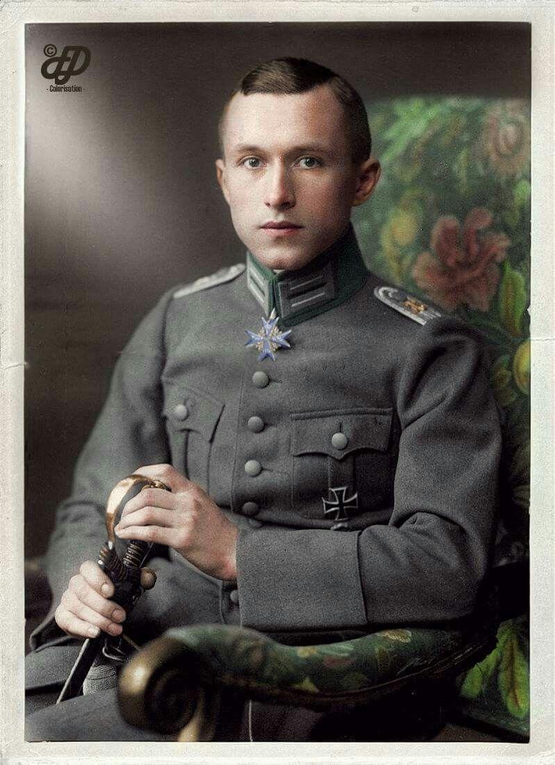 Imperial German World War 1 Hero Ernst Junger  Source: WW1