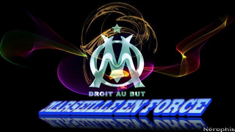 Fonds D Ecran Sports Loisirs Football Om Wallpaper N 288636 Olympique De Marseille Logo Olympique Sport