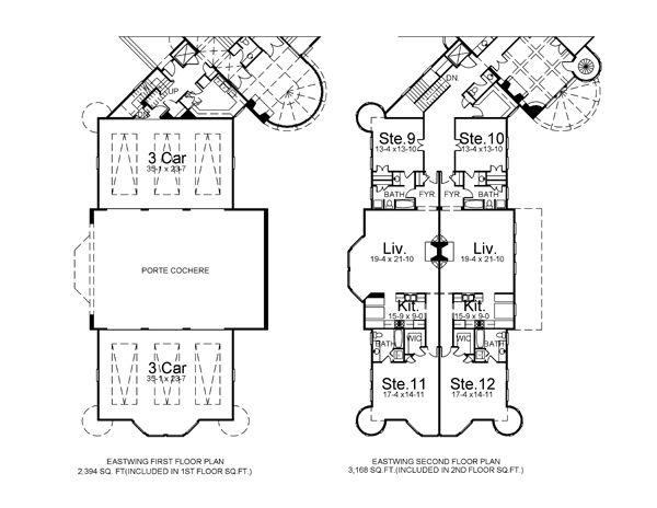 balmoral house plan 6048 blueprints homes