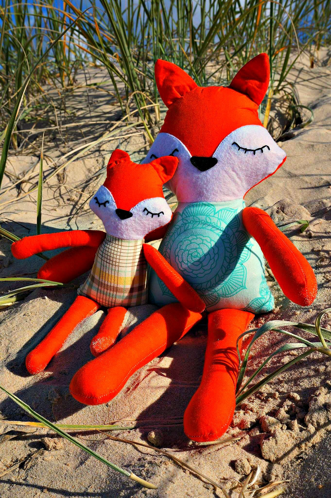 14++ Easy stuffed animal patterns images