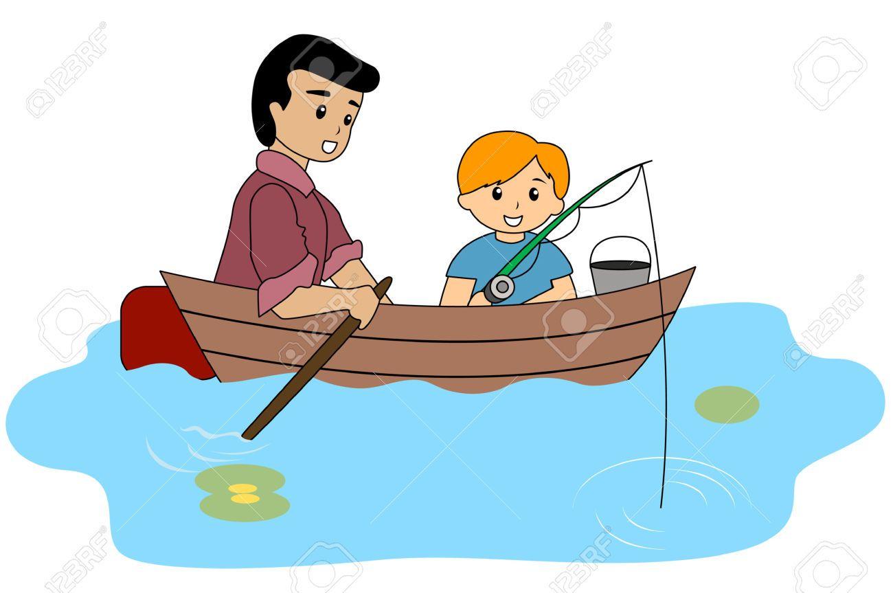 37 Awesome Fishing Boat Cartoons Images Boat Cartoon Cartoon Clip Art Fishing Boats