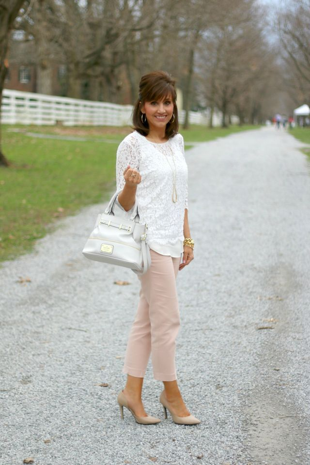 27 Days of Spring Fashion: The Harper Pant from Old Navy | Cyndi Spivey | Bloglovin'