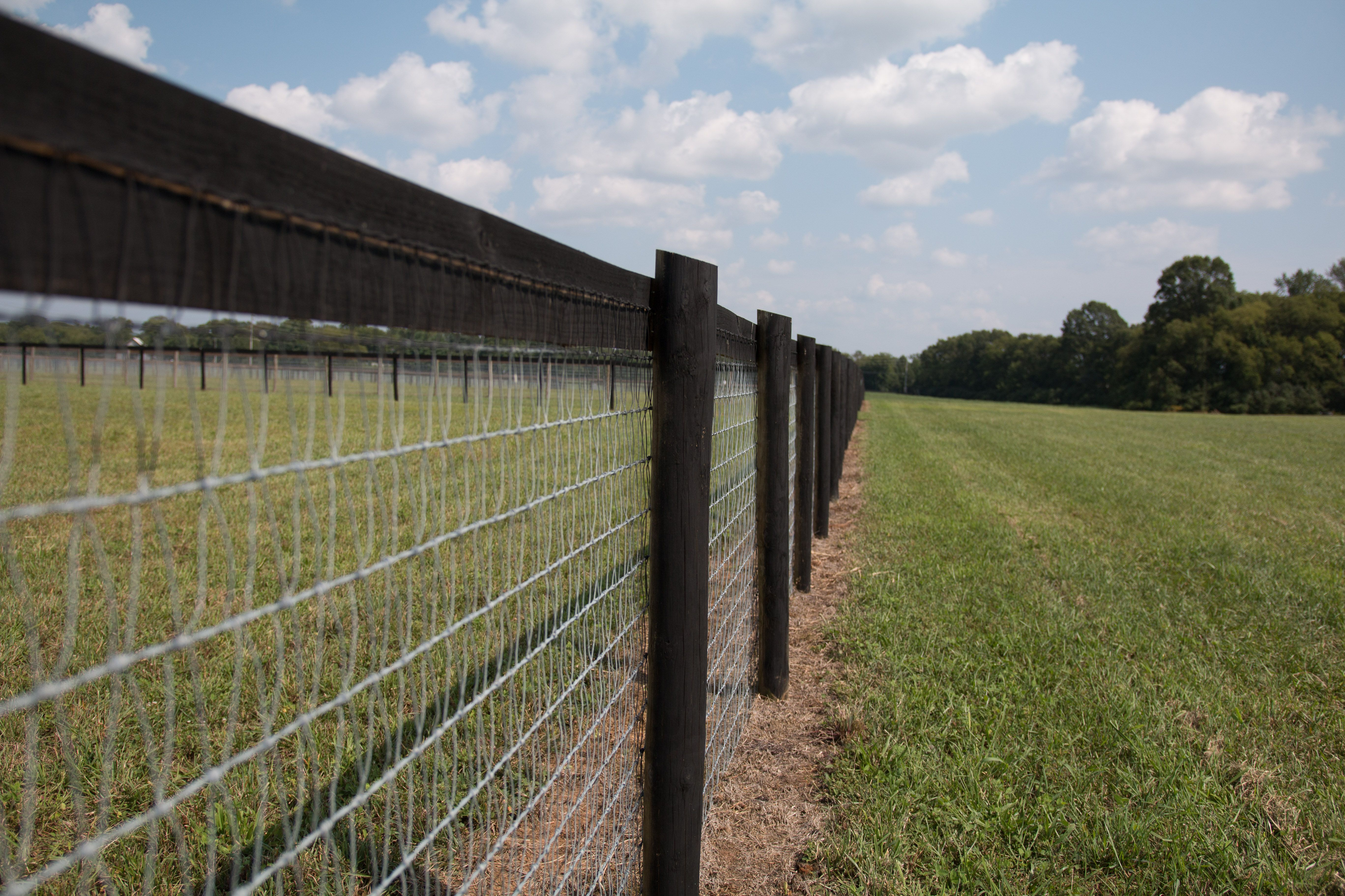 Pin By Ramm Horse Fencing Stalls On Horse Fence Horse Fencing Country Fences Fence