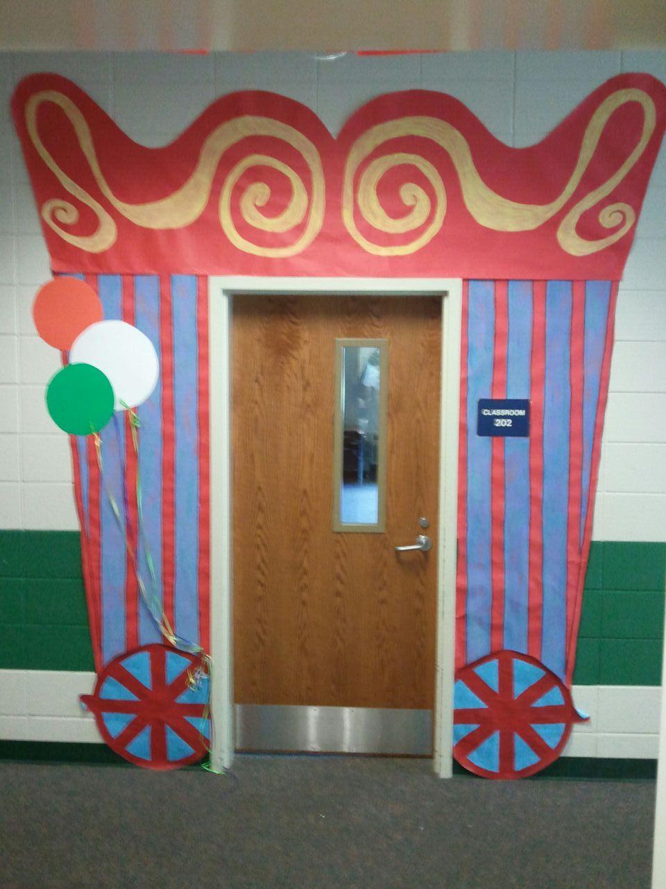 Circus Classroom Decoration Ideas ~ Pre k circus carnival on pinterest clowns