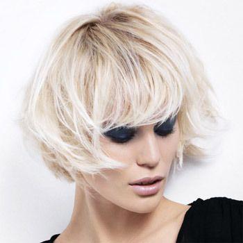 Coupe de cheveux femme tendance 2012 mi long