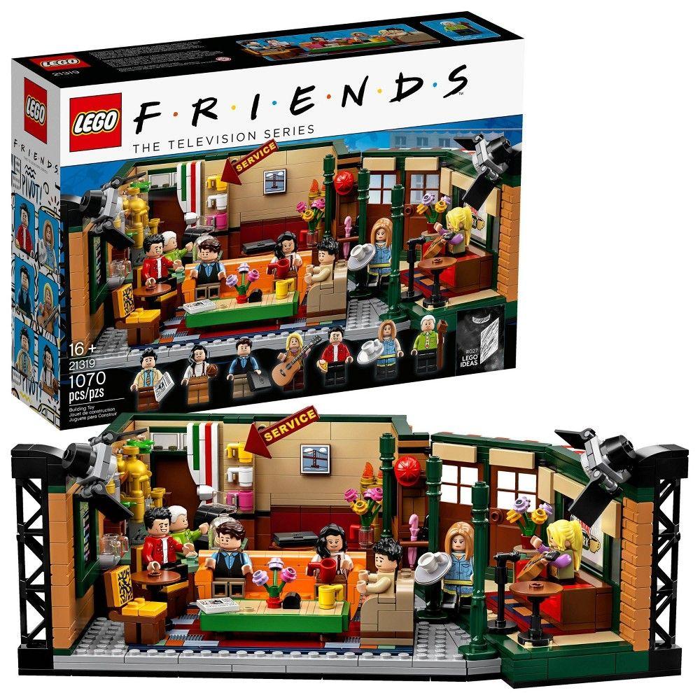 LEGO F•R•I•E•N•D•S Central Perk Ideas set 21319 IN HAND