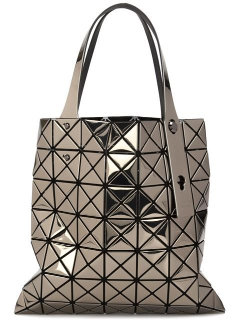 f2806202e972 Shop Bao Bao Issey Miyake  Platinum  tote in Anastasia Boutique from the  world s best independent boutiques at farfetch.com. Shop 400 boutiques at  one ...