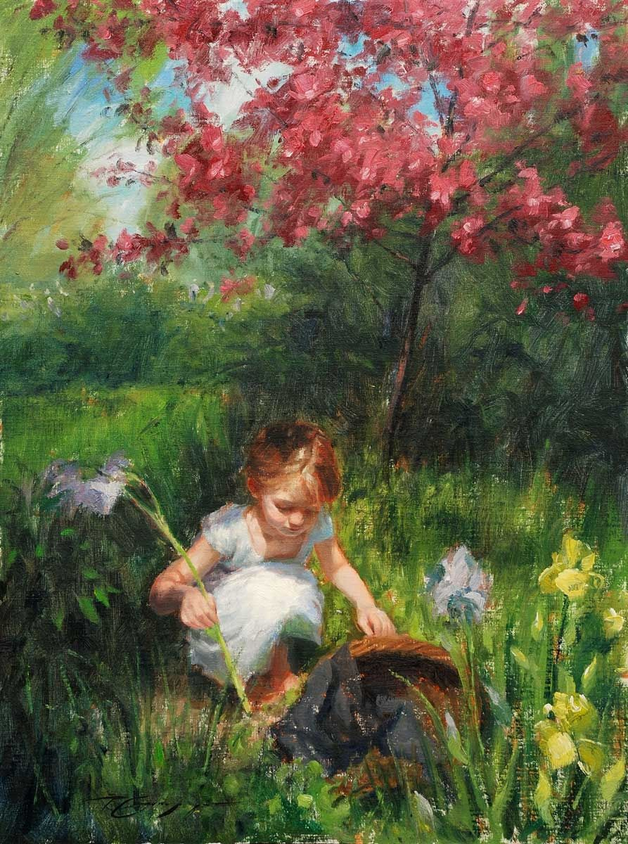 Trent Gudmundsen ~ Spring Morning | Tutt'Art@ | Pittura * Scultura * Poesia * Musica |
