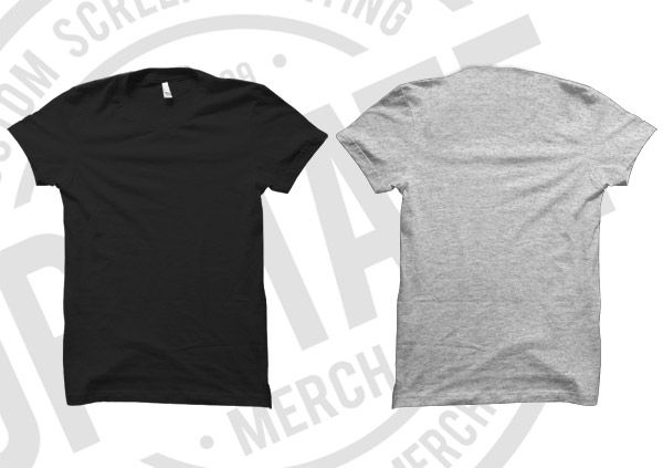 Free PSD Templates to Mockup Your T-Shirt Designs - t shirt template