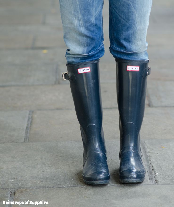 1000  images about Hunter Boots Navy on Pinterest | H m dress ...