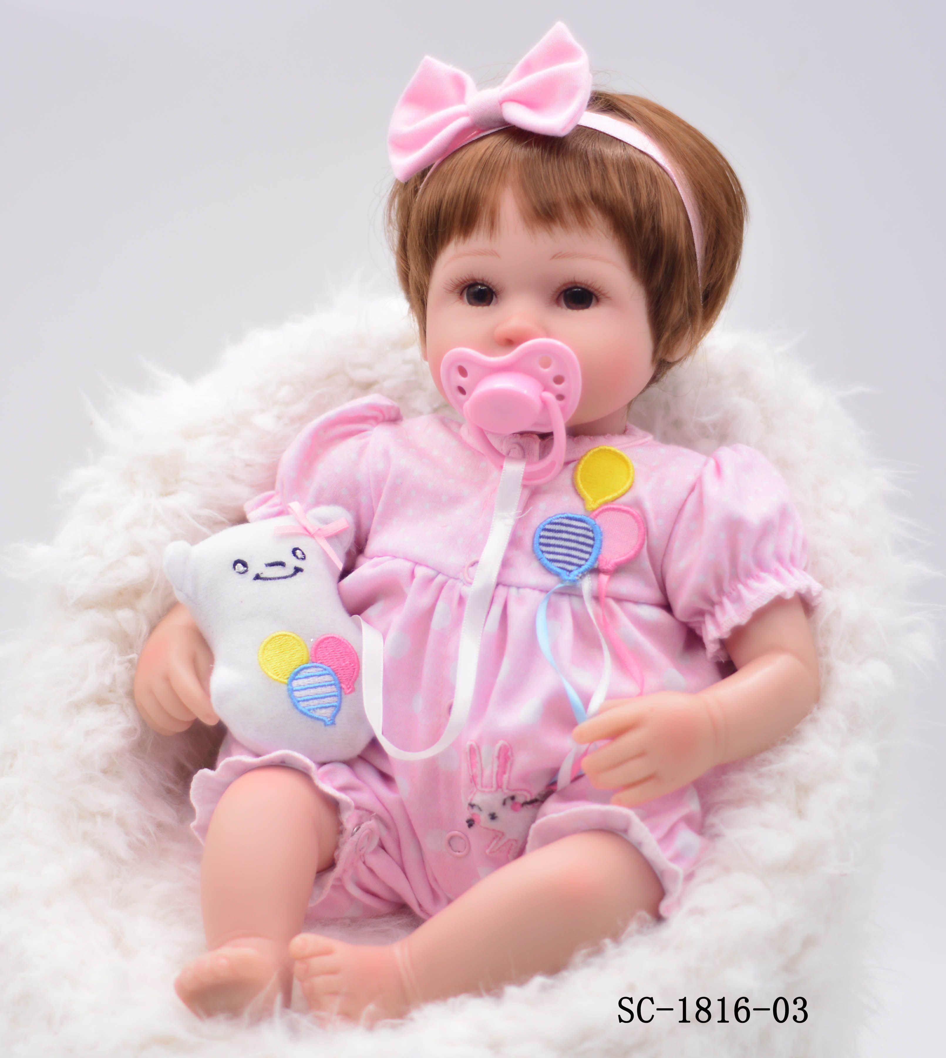 Pursuebaby Realistic Baby Dolls Reborn Babies Reborn Baby Girl Realistic Baby Dolls