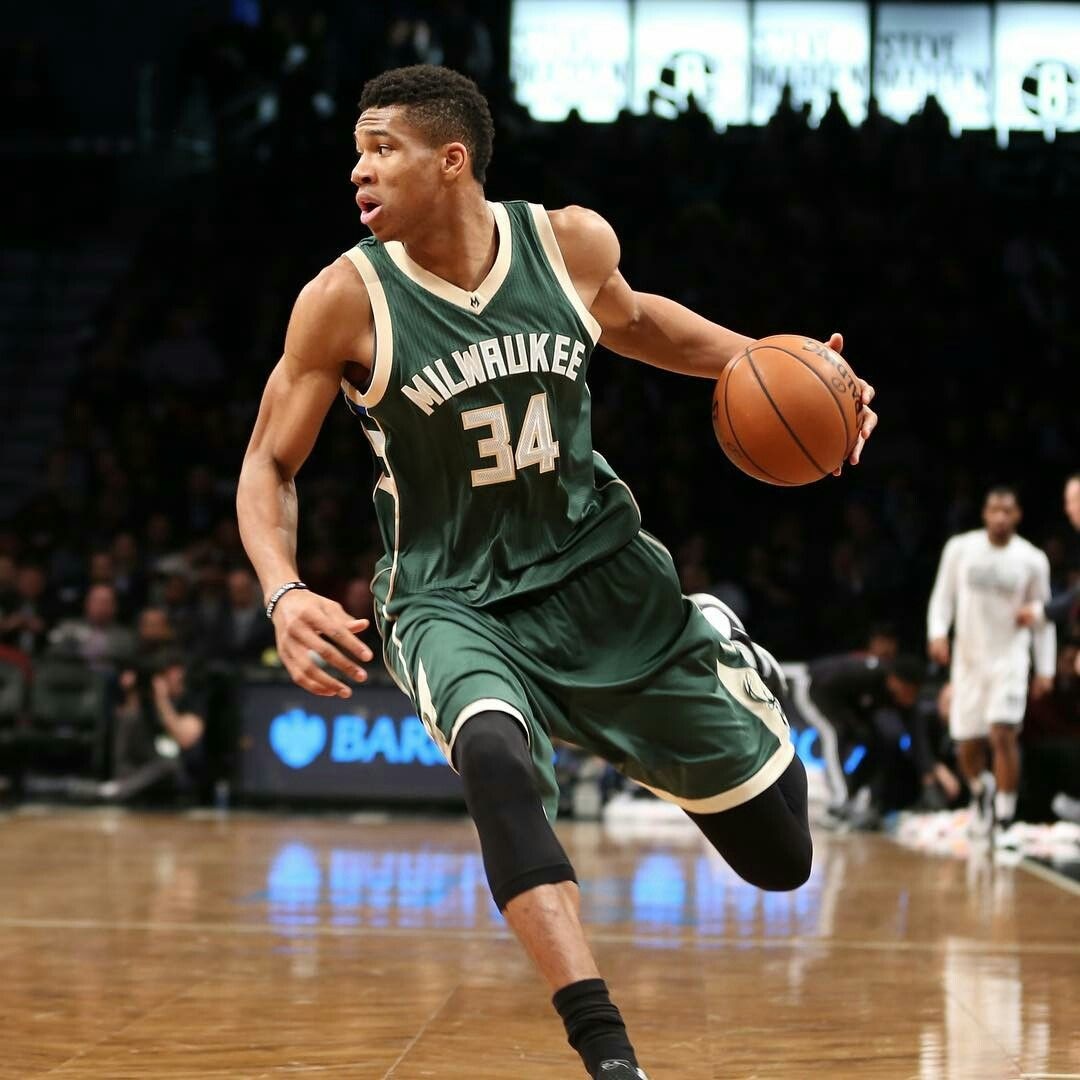 Giannis Antetokounmpo The Greek Freak Sports