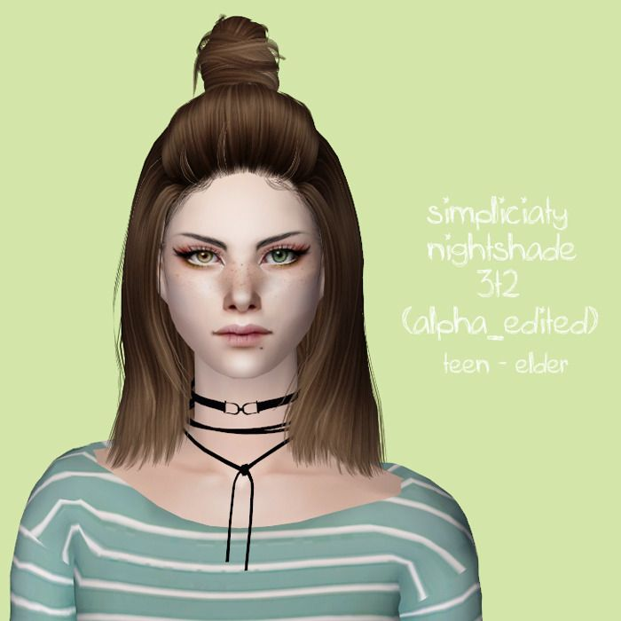 Sims 2 adult skin