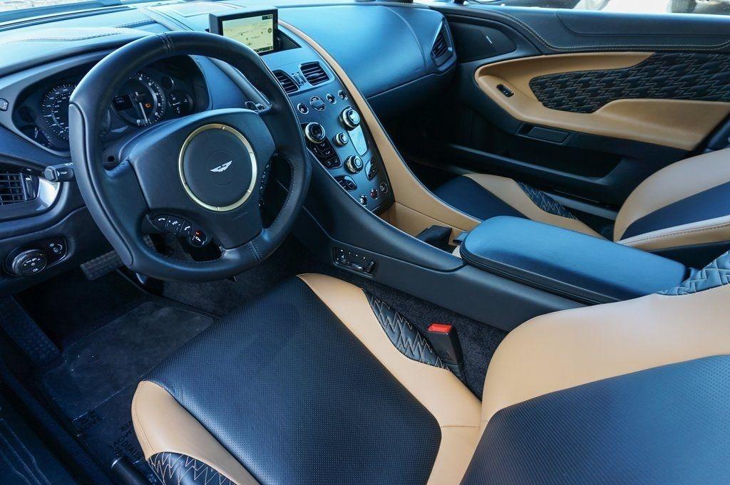 2019 Aston Martin Vanquish Zagato S Aston Martin Vanquish Aston Martin Aston
