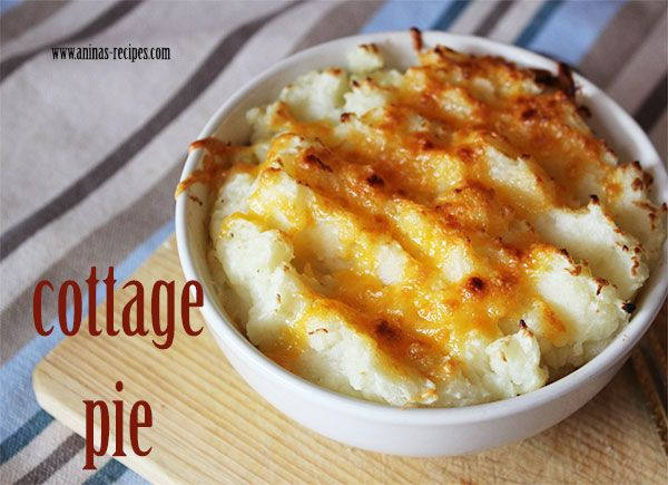 Cottage Pie Only On Aninas Recipes