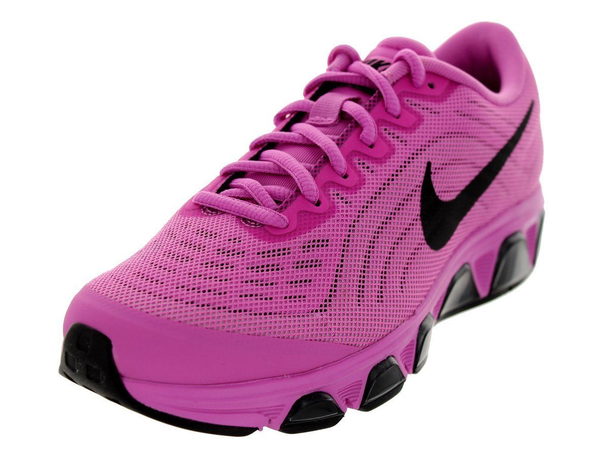 new arrival 1959f 7f853 ... coupon for nike womens air max tailwind 6 red violet black lt arctc pink  running shoe
