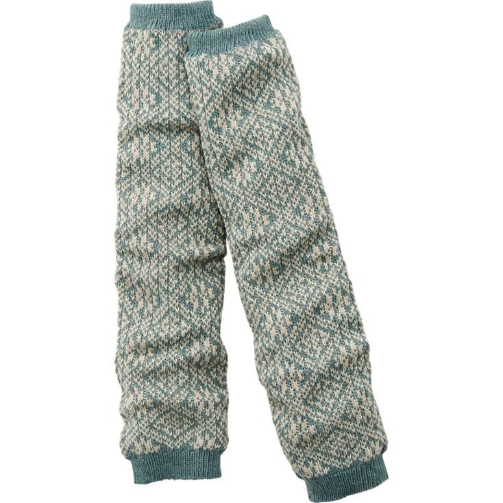 WOMEN HEATTECH KNITTED LEG WARMERS (FAIR ISLE)   UNIQLO   My Style ...