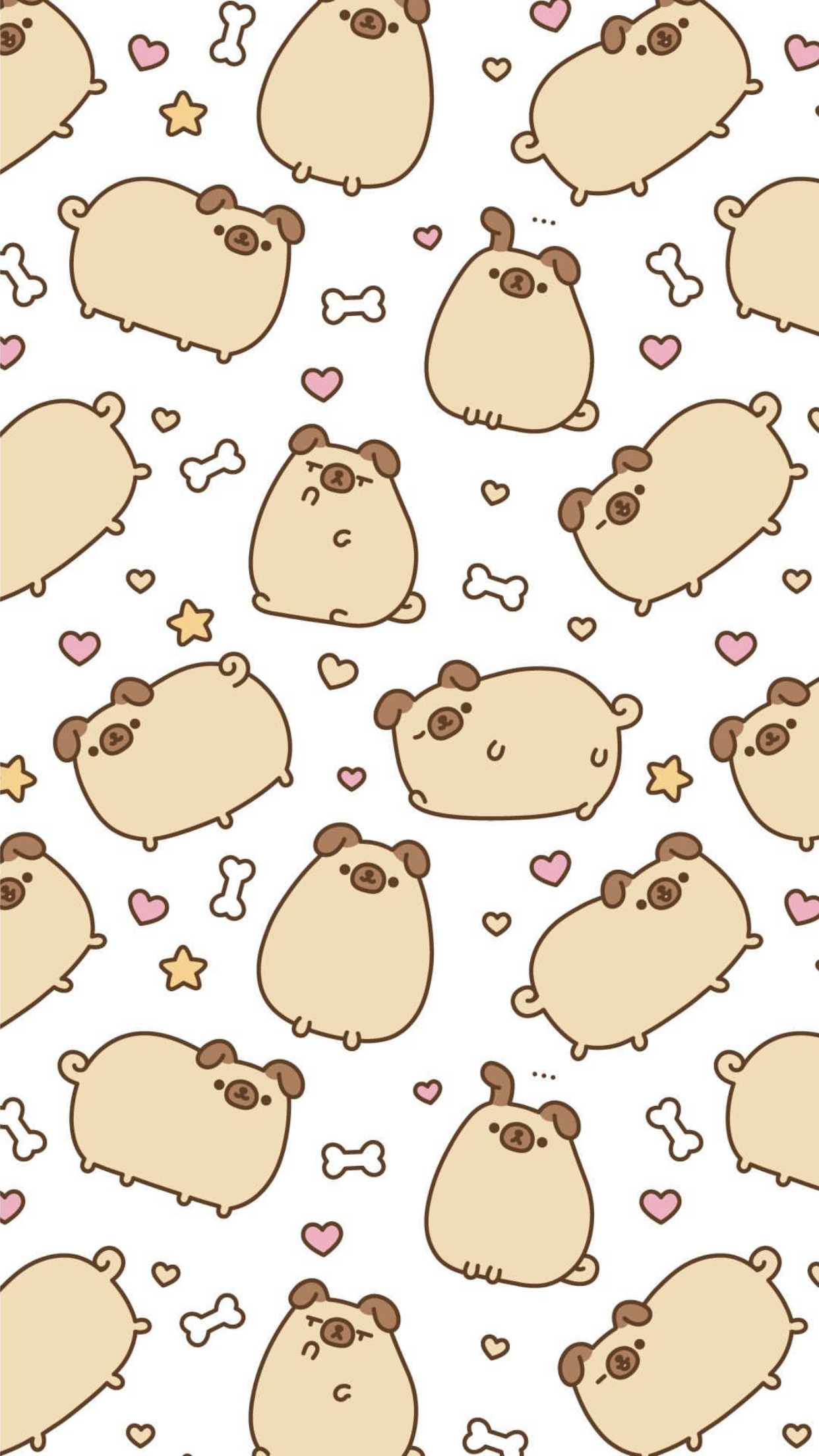Pusheen Iphone Wallpaper Dog Wallpaper Iphone Pusheen Cute Cute Wallpapers