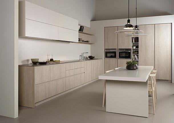 Nueva serie 45 de dica funcionalidad y minimalismo en la for Interiores de cocinas