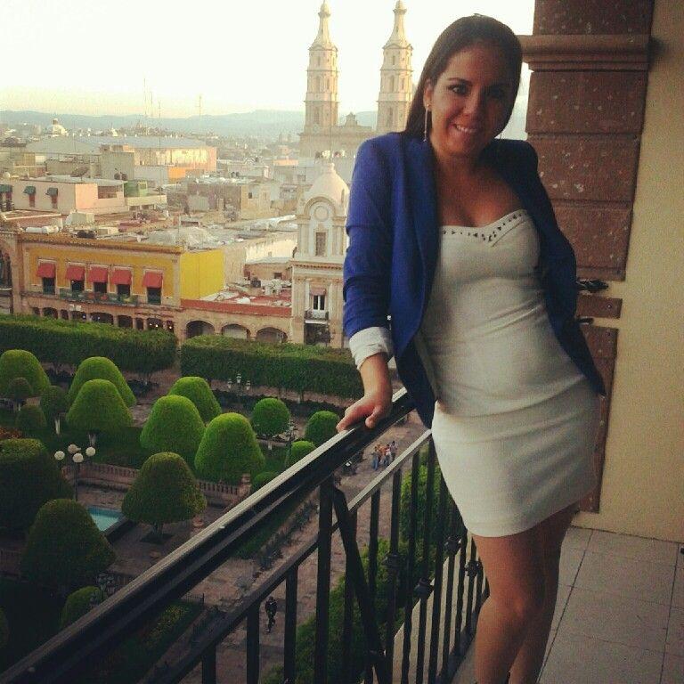 Vestido Blanco Y Saco Azulen León Guanajuato Vestidos