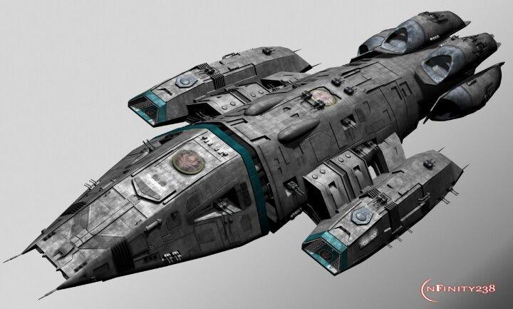 Battlestar Mercury