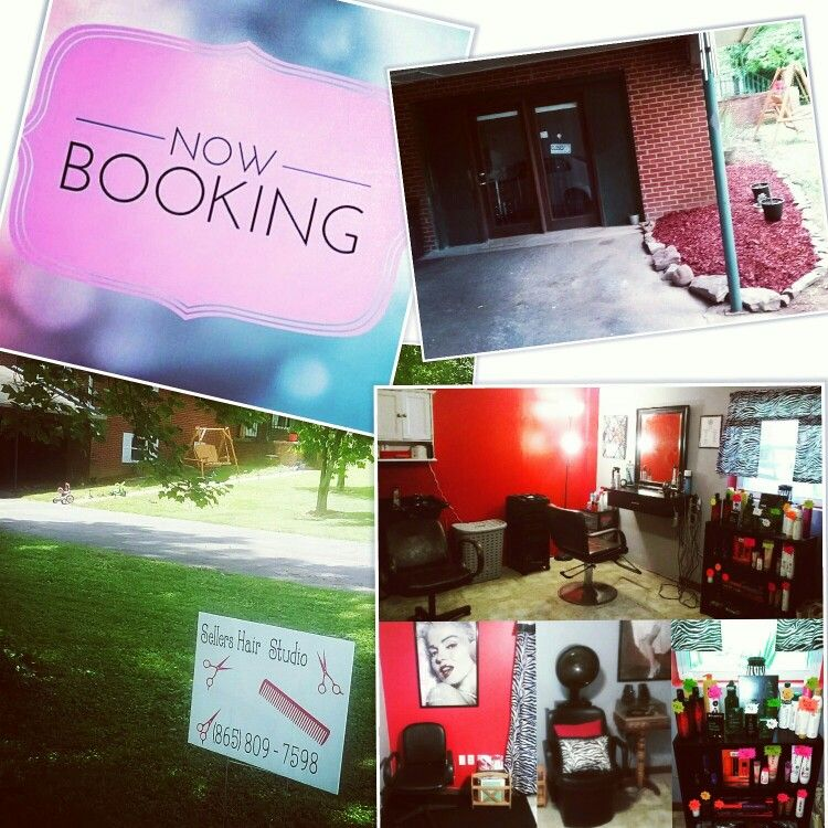 Sellers Hair Studio Cute Home Salon Located In Oak Ridge Tn