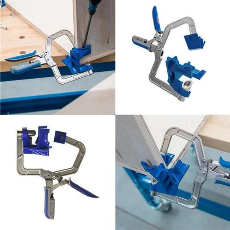 90 Angle Woodworking Clamp Woodworking Clamps Woodworking Clamps Diy Woodworking