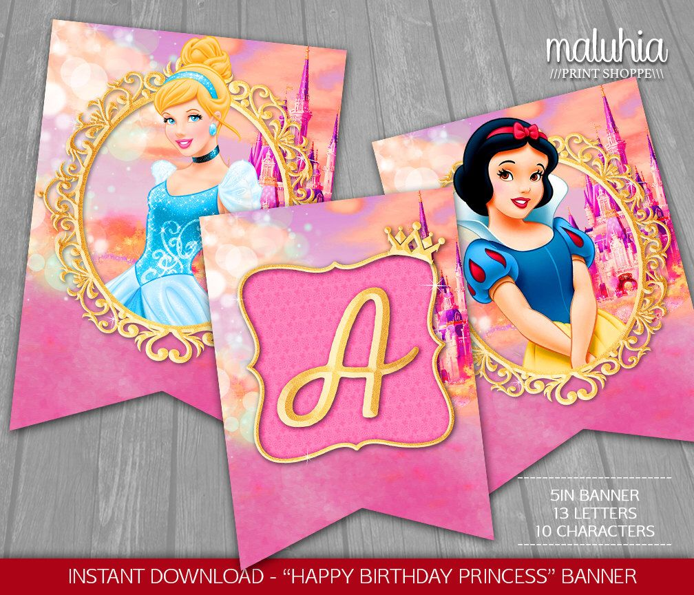 Pin By Rebecca P On Disney Princess Birthday Happy