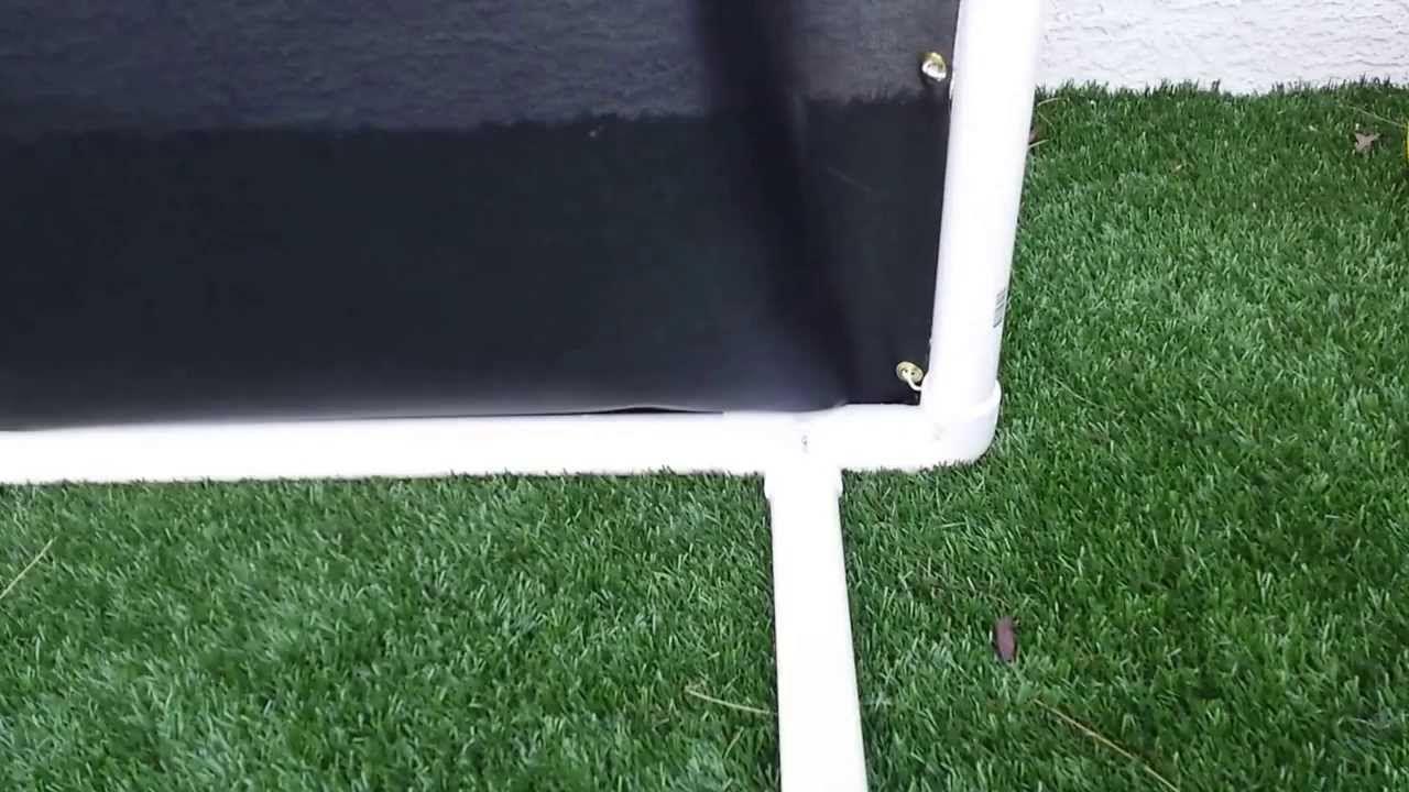 Diy golf net homemade indoor outdoor golf net this