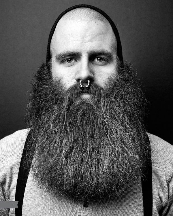 Big Beard Shaved Head - Google Search  Bald With Beard -9704