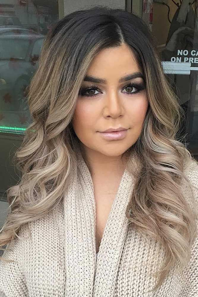 25 Gorgeous Haircuts For Heart Shaped Faces Lovehairstyles Com Hair Styles Cool Hair Color Long Hair Styles