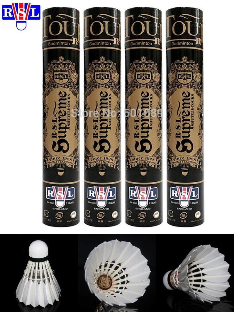 Harga Dan Spek Badminton Shuttlecock One Shot Termurah 2018 Mainan Palu Balon Bunyi 1bell Didalam Visit To Buy Original Rsl Supreme Feather Best Durability