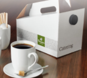 Panera Bread Coffee Box Enchanting Light Roast Coffee Tote From Panera  Natoma's 5Th Birthday Party Design Ideas