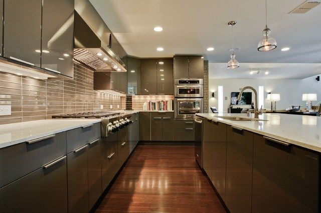 Rkr Bluffview Residence Dallas Tx Contemporary Kitchen Dallas Tx Extraordinary Custom Design Kitchen 2018