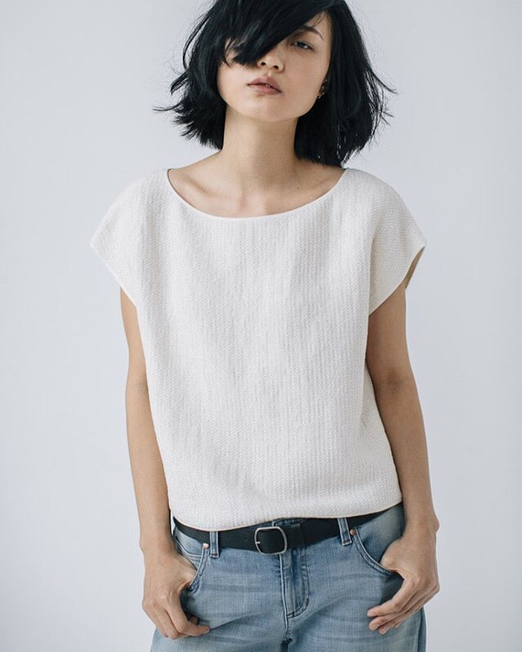 eileen fisher sculptured tee | 2017: Streamlined Stronger and ...