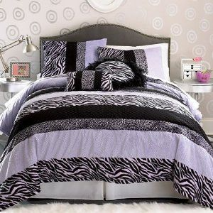 Seventeen Zebra Darling Bedding And Accessories Bed Home Decor