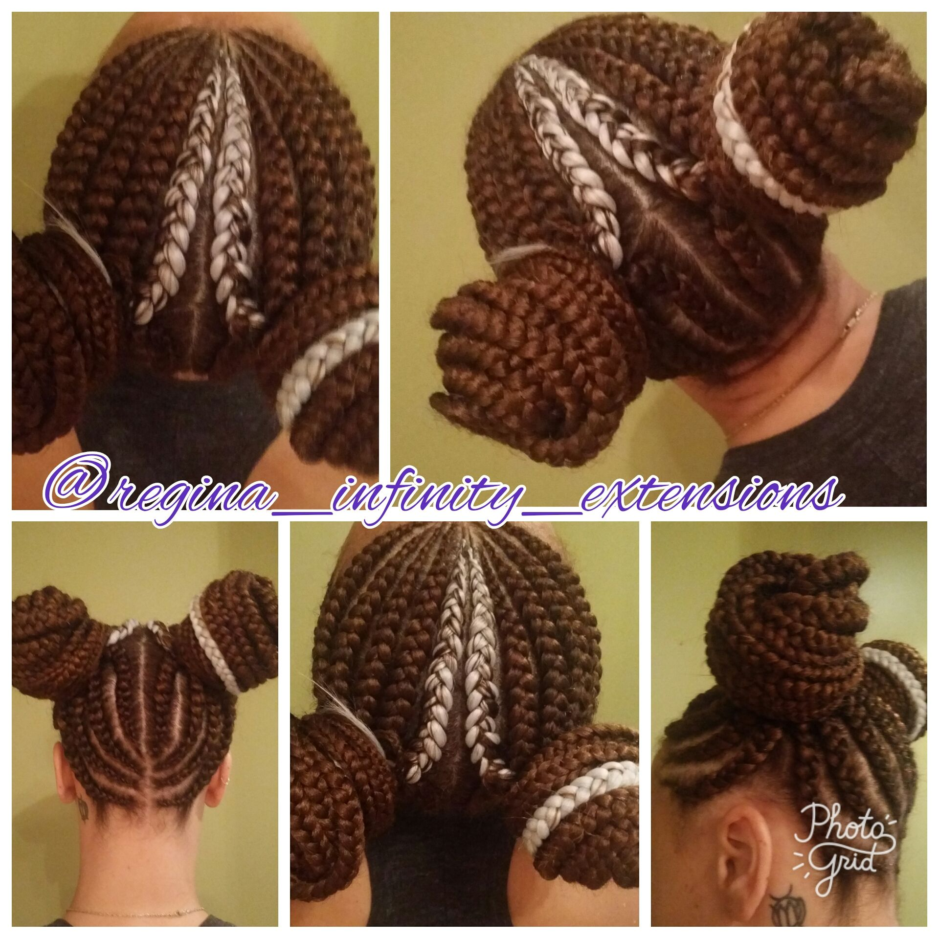 Women Cornrow Scalp Braid Updo Do You Need Beautiful And Amazing