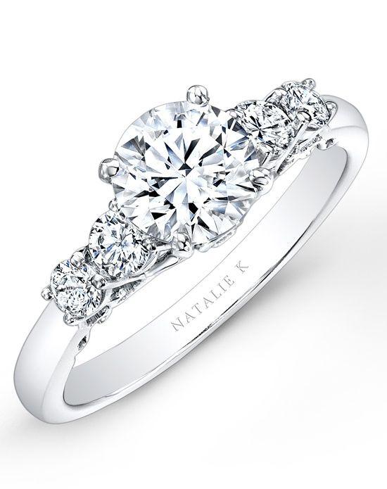 c8cedd04dba Natalie K Renaissance Collection - NK26632-W Wedding Ring - The Knot