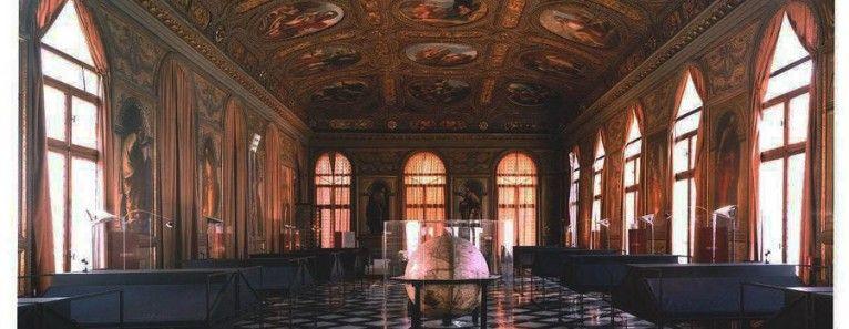 Sale Monumentali della Biblioteca Nazionale Marciana