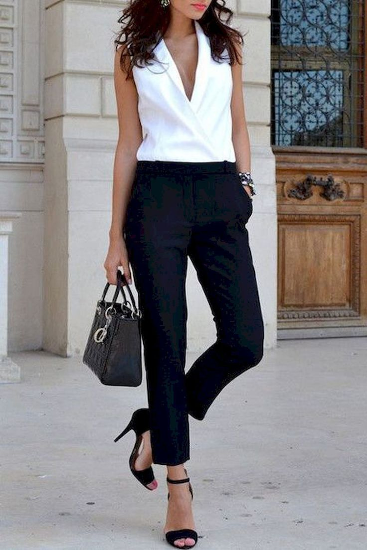 80 Excellent Business Professional Outfits Ideas for Women (1) - Fashion and Lifestyle #businessprofessionaloutfits