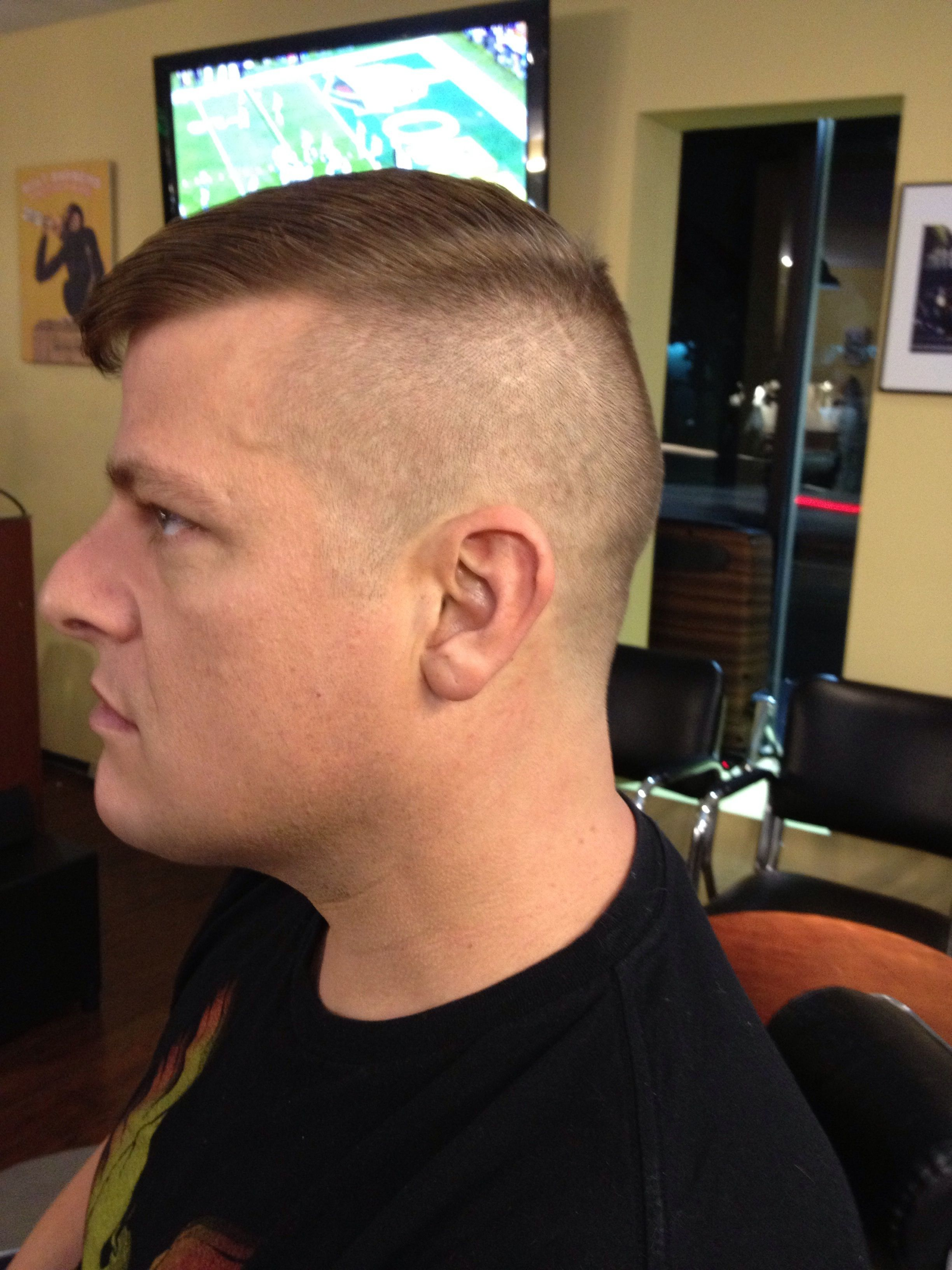 Hitler Youth Late Night Haircut 1a By Bolt Barbers Founder Mohawk